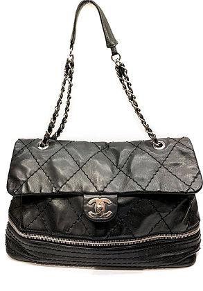 Chanel Expandable Ligne Flap Bag