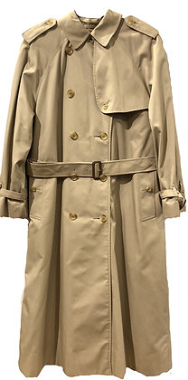 Burberry´s Wool Check-Lined Trench Coat