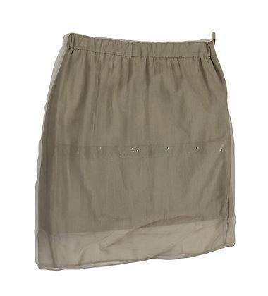 Brunello Cicinelli Silk Skirt