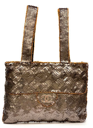 Chanel Sequins Evening Bag