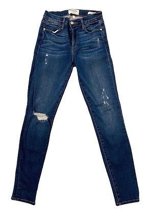 Frame Le High Skinny Church Street Jeans