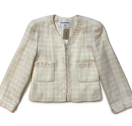 Chanel Tweed Skirt Suit