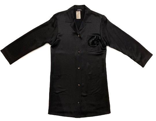 Chanel Vintage Silk Blouse