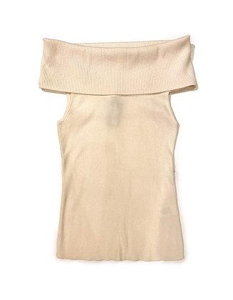 A.L.C Ivory  Wool Top