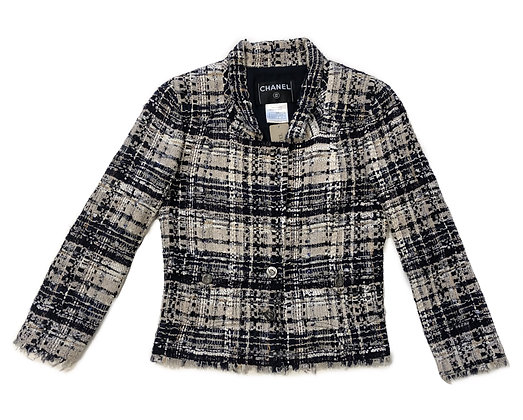 Chanel Tweed Blazer 2006 Spring Collection