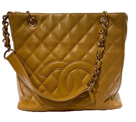 Chanel Grand Shopping Tote Bag