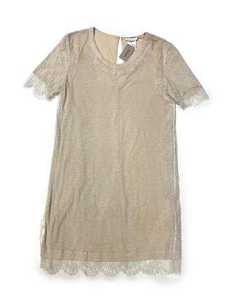 Chloe Cotton Lace Dress