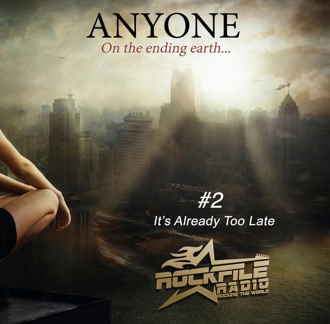 ANYONE - #2 on ROCKFILE RADIO