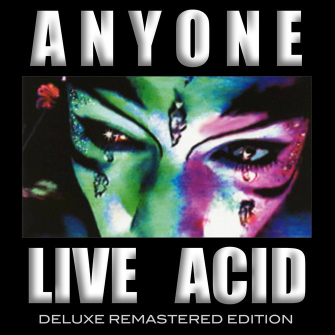 """LIVE ACID""  - 20TH ANNIVERSARY DELUXE EDITION"