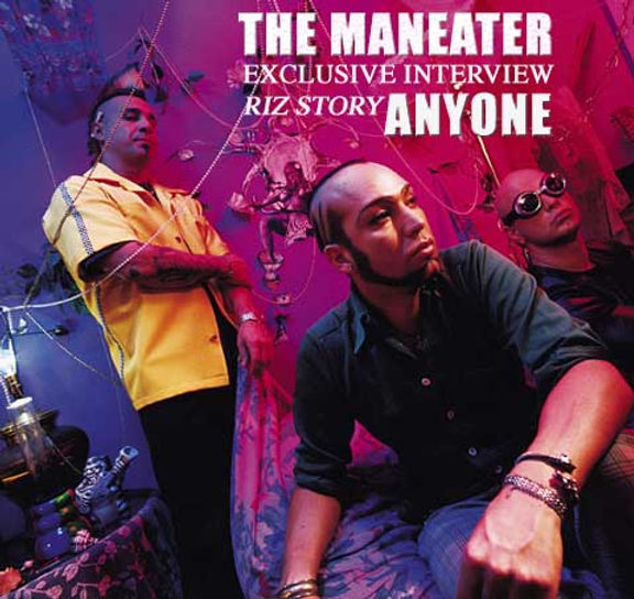 ANYONE - Riz Story - The Maneater
