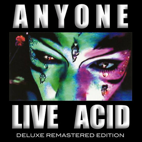 LIVE ACID - Deluxe Edition - Cover Maste