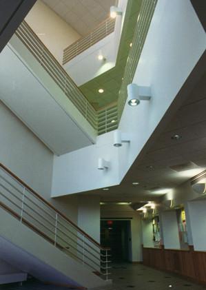Environmental Sciences Staircase