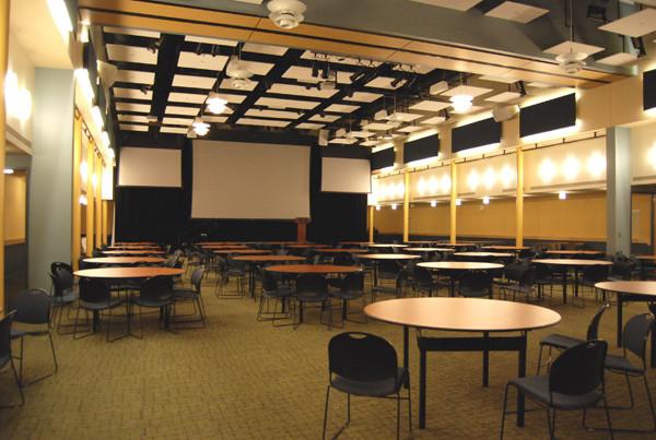 LSC College Hall