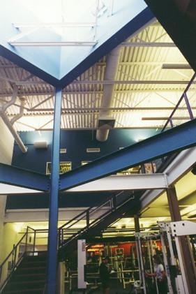 Somerset Hills YMCA, Structure