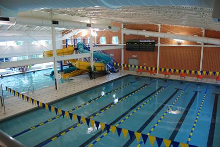 Somerset Hills YMCA, Lap Pool