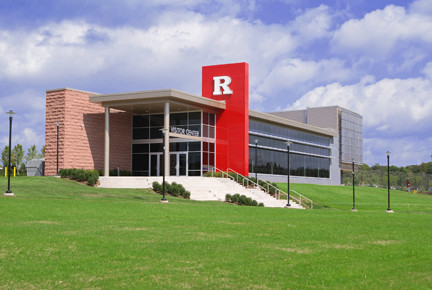 Rutgers Visitor Welcome Center
