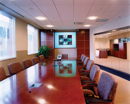 NY Life Insurance Management Conference Room