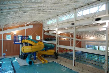 Somerset Hills YMCA, Water Slide