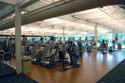Somerset Hills YMCA, Equipment Area