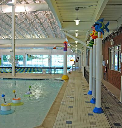 Somerset Hills YMCA, Kid`s Pool