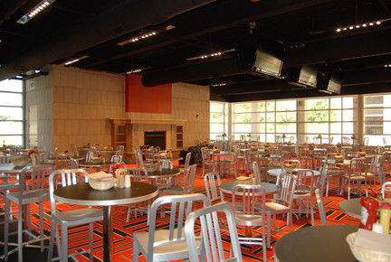 Livingston Dining Commons Pub Dining