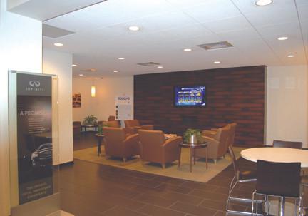 Douglas Infiniti Lounge