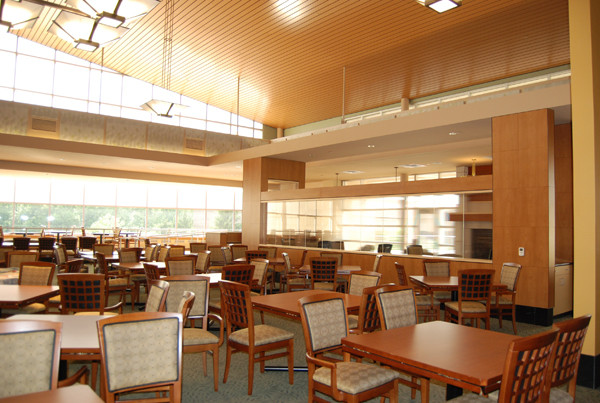 Livingston Dining Commons Faculty Dining