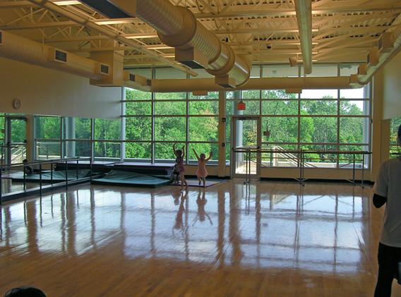 Somerset Hills YMCA, Dance Room