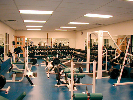 Summit YMCA Weight Room