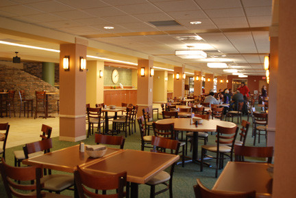 Camden Dining Area