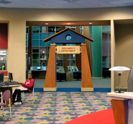 Rahway Public Library Children`s Corner