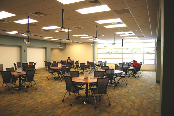 LSC Collaborative Learning Center