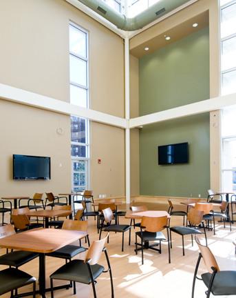 Livingston Student Center, Coffee House