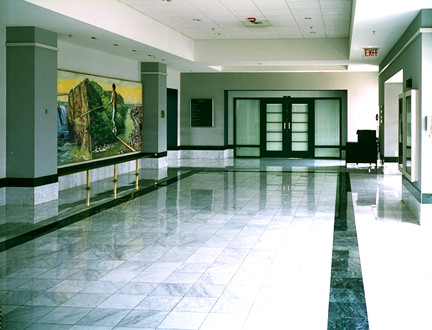 Federal Office Building Lobby