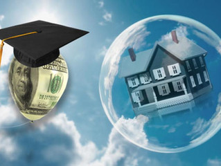 Analogies Between the Increase in Student Loan Debt and the Housing Bubble