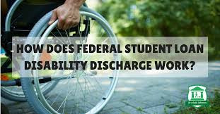 Here Is How Total And Permanent Disability Discharge Makes Your Loan Disappear.