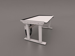 Why Use Knotty Ash for Laboratory Desks?