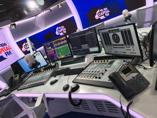 The Beauty of Broadcast Desks