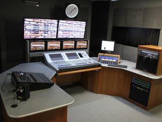 Customisable Media Desk Range from Knotty Ash