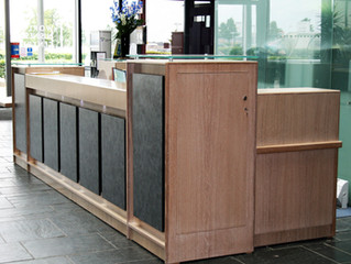 Getting Your Reception Desk Right