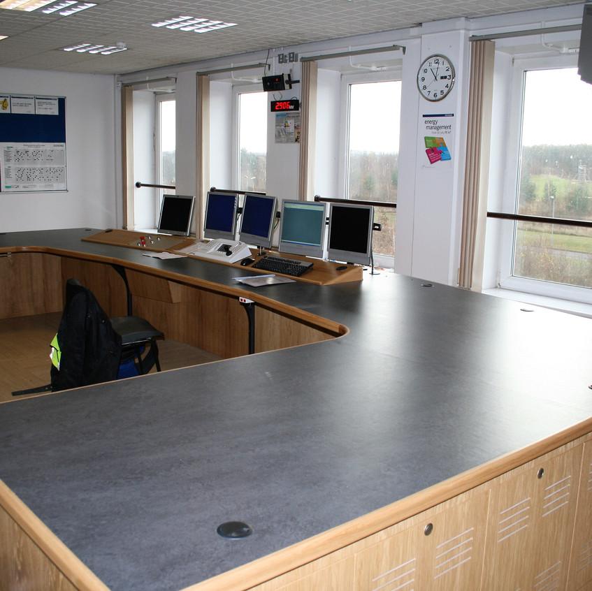 Security Desk Water Works
