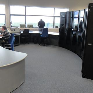 Security Control Console Furniture