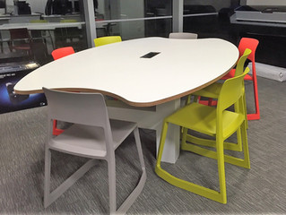 How Custom Office Furniture can Improve Productivity