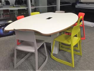 Custom Desks Helping to Build Reputation