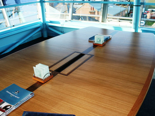 How Businesses Benefit from Bespoke Boardroom Tables