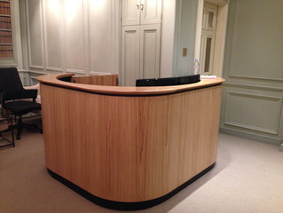 Styling Reception Furniture for Success
