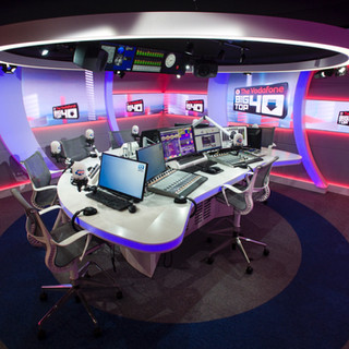 Radio Studio Furniture Global