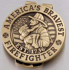 America's Bravest Money Clip
