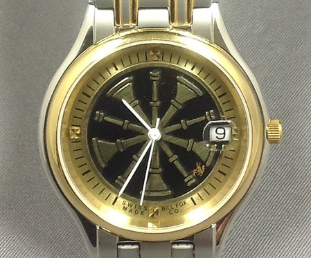 W1073 Sportsman Chief 5 Horns Firefighter Watch