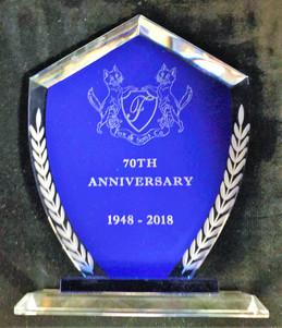Anniversary Award